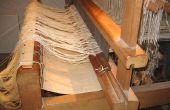 Hoe maak je je eigen grote weven Loom