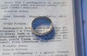 De betekenis van een Ring op de wijsvinger