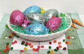 How to Make chocolade verrassing eieren