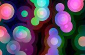 Hoe maak je een cirkel met behulp van Adobe Illustrator C4
