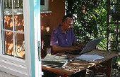 Huis-gebaseerde Computer banen voor mensen met een handicap