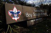 Boy Scout leiderschap Games