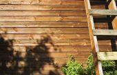 How to Build een houten Ladder