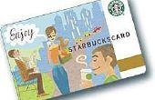 Hoe krijg ik gratis Starbucks Gift Cards
