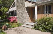 Hoe te te remodelleren van de ingang naar een Ranch stijl huis