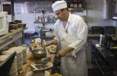 Chef-kok koken voorwaarden