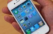 Wat te doen als een iPhone zegt geen SIM