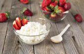 Voedingsmiddelen met hoogste Probiotics inhoud
