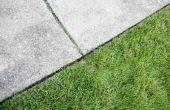 Hoe het terrein te effenen voordat gieten betonplaat