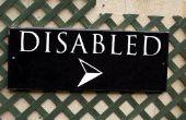 Hoe te beginnen met het proces van sociale zekerheid handicap