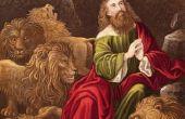 Hoe maak je een Daniel in the Lion's Den ambacht