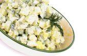 How to Make aardappelsalade
