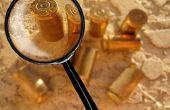 Taken & verantwoordelijkheden voor een misdaad Scene Investigator