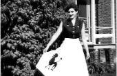 Sok Hop mode van de jaren 1950 en 1960