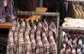 Het weergeven van kleding