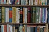How to Make Cheap boekenkasten