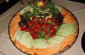 Hoe maak je Fruit bakjes