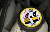 Hoe maak je Radiator koelvloeistof