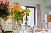 Wat Is de levensduur van afgesneden bloemen, bloesems?