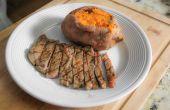 De beste manier om het koken een Ribeye Steak