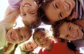 Geslacht neutrale kinderactiviteiten