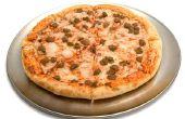 Hoe u kunt opwarmen van Pizza Hut Pizza