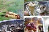 Camping voedsel ideeën voor kinderen