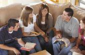 Gratis Bijbel studie activiteiten voor 12 - tot 14-jarigen