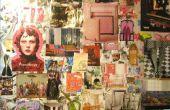 Hoe maak je Collage Art met behulp van tijdschrift knipsels