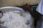 Houdbaarheid van geraspte kokosnoot