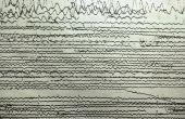 Wat soorten instrumenten zijn gebruikt voor het meten van een Tsunami?
