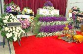 How to Get donaties voor een begrafenis