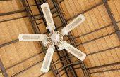 How to Convert een plafondventilator naar zonne-energie