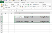 Hoe te het uitlijnen van tekst in Excel-cellen