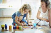 Stadia van kind kunst ontwikkeling