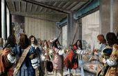 Geschiedenis van barokke kleding