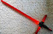 Hoe maak je je eigen lichte Saber speeltje