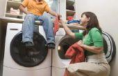 Wat te doen wanneer koud Water niet in de wasmachine werkt