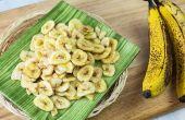 How to Make bananenchips met een Food Dehydrator