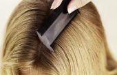 How to Get Rid van hoofdluizen zonder het gebruik van chemische stoffen