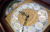 Hoe te repareren van een klok met slinger