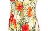 How to Make Hawaiiaanse jurk