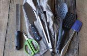 De enige Tools die je echt nodig voor het dagelijkse koken hebt