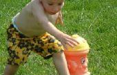 Hoe Plan Water Party spellen voor kleuters
