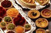 Hoe te bakken een taart Shell eergisteren