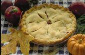 Hoe te bevriezen van Nederlandse appeltaarten