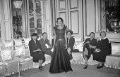 Wat voor soort kleren droeg vrouwen tijdens de jaren 1930?