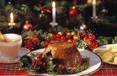 Ierland kerst voedingsmiddelen