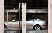 Hoe te bloeden van een hydraulische cilinder op een auto-Lift