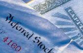 Heb gewone aandelen worden verkocht op markten?